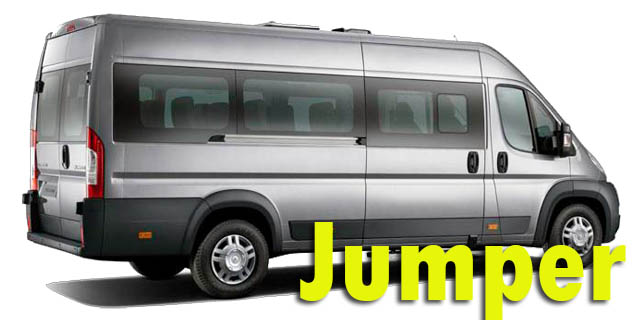 Фаркопы для Citroen Jumper