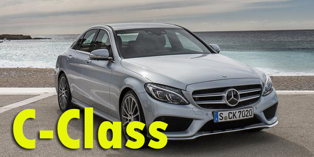Фаркопы для Mercedes-Benz C-Class