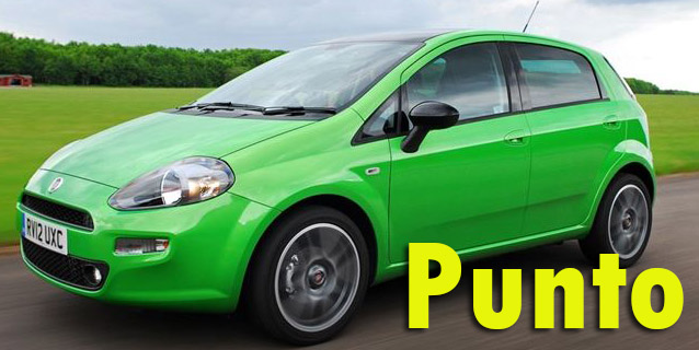 Фаркопы для Fiat Punto