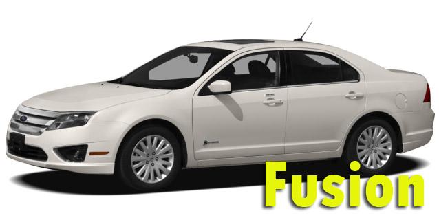 Защита картера двигателя для Ford Fusion