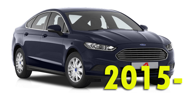 Защита картера двигателя для Ford Mondeo IV 2015-