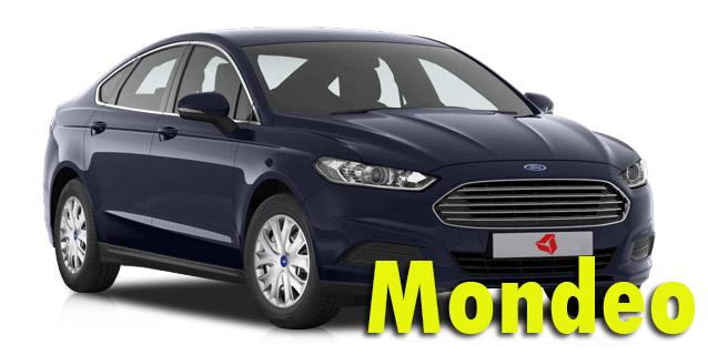 Защита картера двигателя для Ford Mondeo