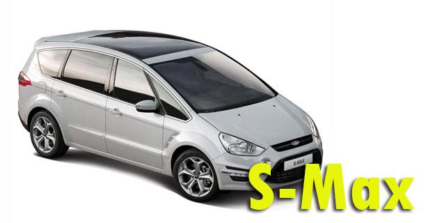 Защита картера двигателя для Ford S-Max