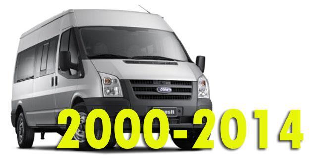 Защита картера двигателя для Ford Transit 2000-2014
