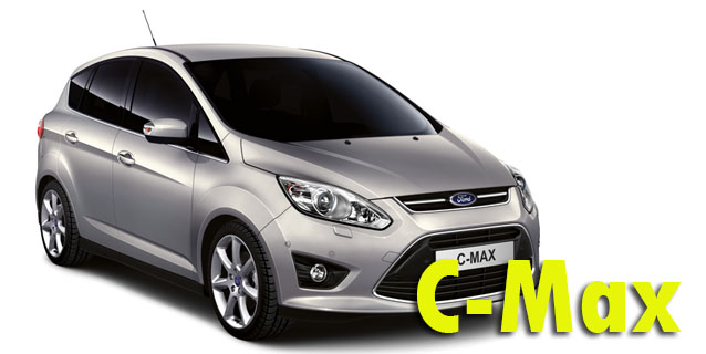 Защита картера двигателя для Ford C-Max