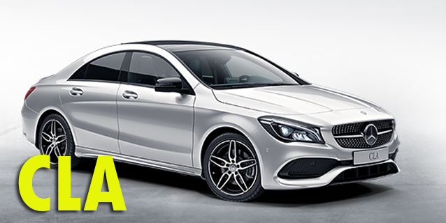 Фаркопы для Mercedes-Benz CLA