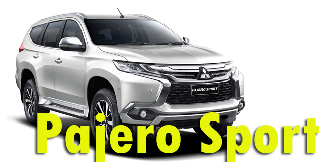 Фаркопы для Mitsubishi Pajero Sport