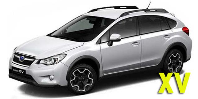 Фаркопы для Subaru XV