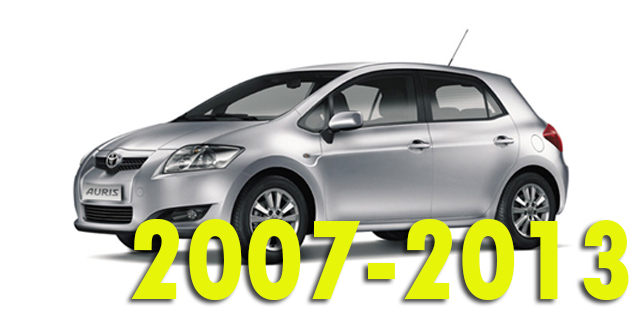 Фаркопы для Toyota Auris 2007-2013