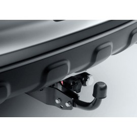Фаркоп VW 20 на Porsche Cayenne
