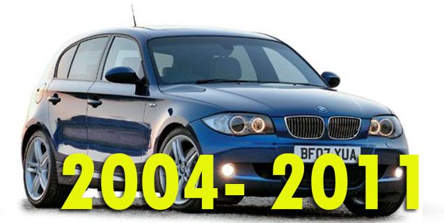Защита картера двигателя для BMW 1 Series 2004-2011