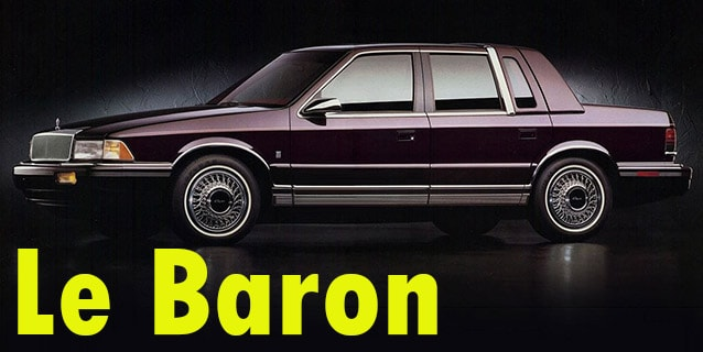 Защита картера двигателя для Chrysler Le Baron