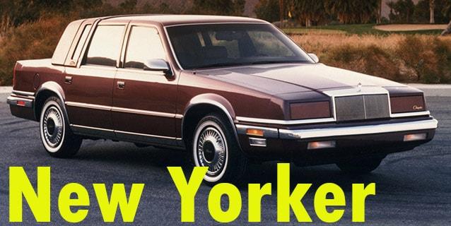 Защита картера двигателя для Chrysler New Yorker