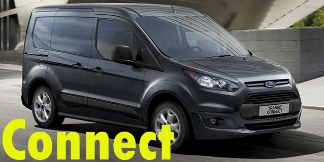 Защита картера двигателя для Ford Connect