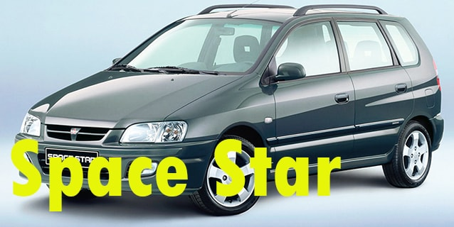 Защита картера двигателя для Mitsubishi Space Star