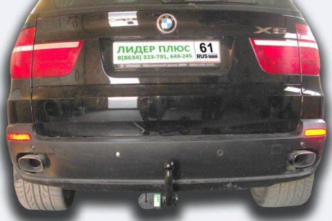 Фаркоп B204-A для BMW X5 E70 2007-2010 Лидер Плюс_3