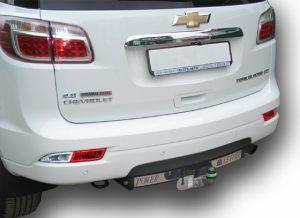 C216-F(N) для Chevrolet Trailblazer GM800 нержавеющая накладка 2012