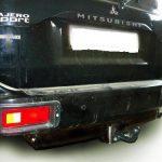 M107-FC на Mitsubishi Pajero Sport шар сварной 1998-2008
