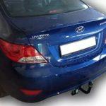 H219-A для Hyundai Solaris sedan, hatchback 2010