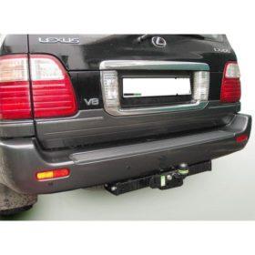 L104-F(N) для Lexus LX470 нержавеющая пластина 1998-2007