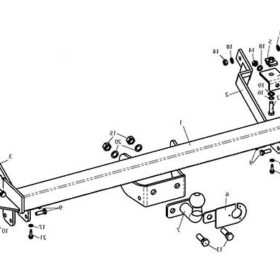 P107-FC для Citroen Jumper II 2006-1