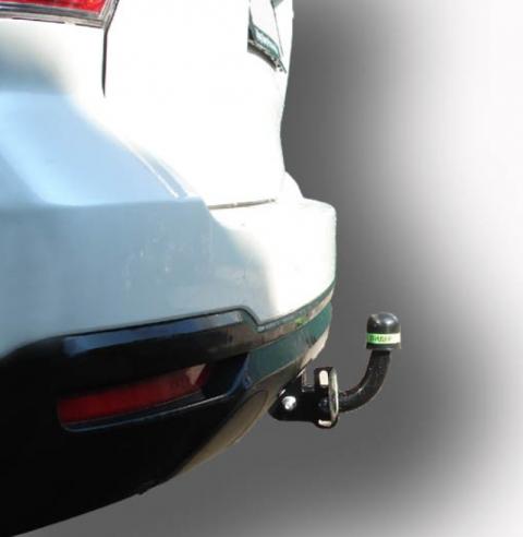 Фаркоп S305-A для Subaru Forester 2013- , Лидер Плюс 2