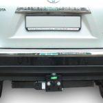 Фаркоп T119-F для Toyota Highlander шар кованый 2010-2014, Лидер Плюс