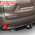 Фаркоп T120-F для Toyota Highlander 2014-, Лидер Плюс