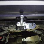 Фаркоп T120-F на Toyota Highlander 2014- Лидер Плюс