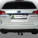 Фаркоп S301-A для Subaru Outback 2003-2009 , Лидер Плюс