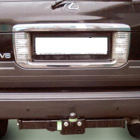 T113FC, для Lexus GX470 шар сварной 2003-2008-1