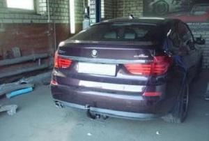 303370600001 для BMW 5-Series Gran Turismo 2013