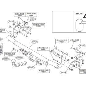 567200 для Citroen C4 Aircross 2012