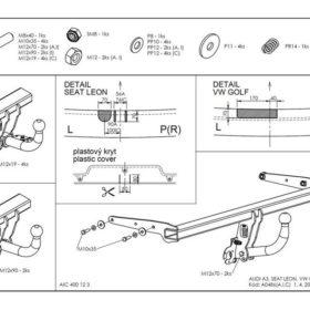 A048A для Audi A3 хэтчбек 3_5D 2012-1