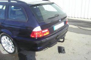 B.007 для BMW 3-Series купе E46 1998-2005