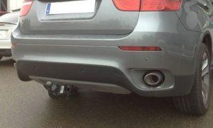 B.A18 для BMW X6 E71 шар-автомат 2008-2014 с электропакетом