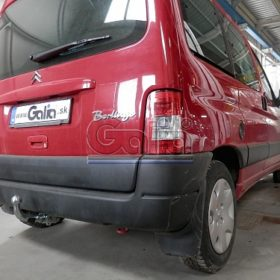 C043C для Citroen Berlingo First шар-автомат 2008