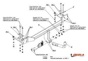 CH.008 для Chevrolet Lacetti 2005-2012-1
