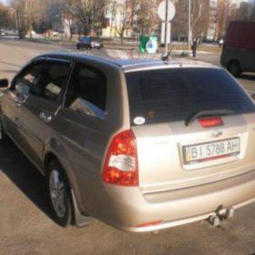 X 18A для Chevrolet Lacetti wagon шар-автомат 2005-2012
