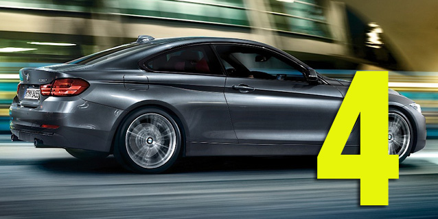 Фаркопы для BMW 4 Series