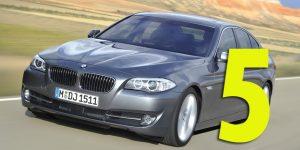 Фаркопы для BMW 5 Series
