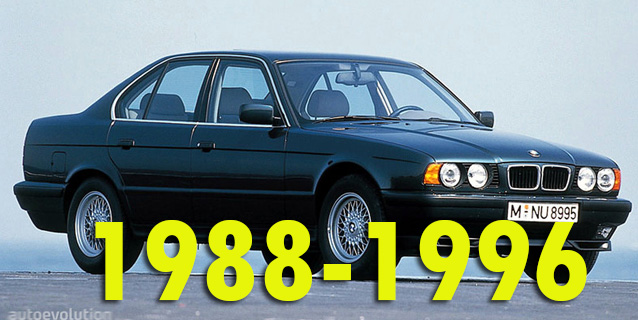 Защита картера двигателя для BMW E34 1988-1996