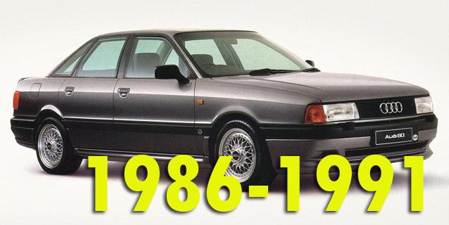 Защита картера двигателя для Audi 80 1986-1991