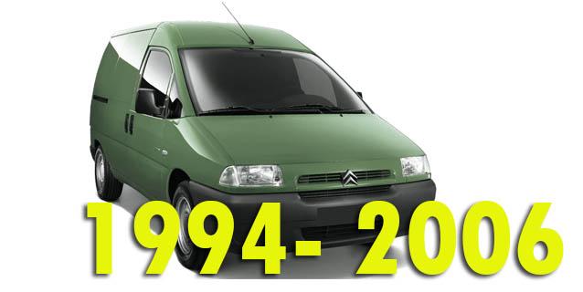 Защита картера двигателя для Citroen Jumpy 1994-2006