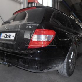 M125A для Mercedes C-Class sedan 2007-201