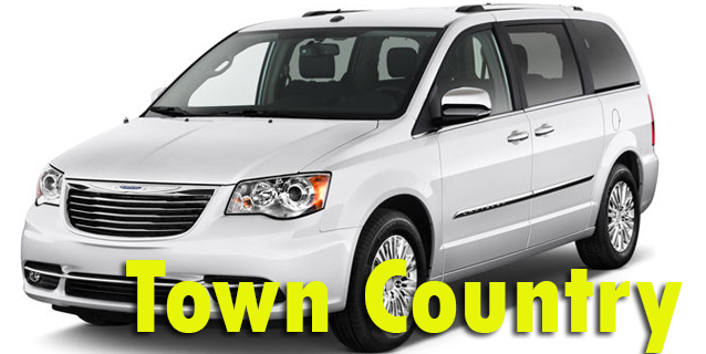 Фаркопы для Chrysler Town Country