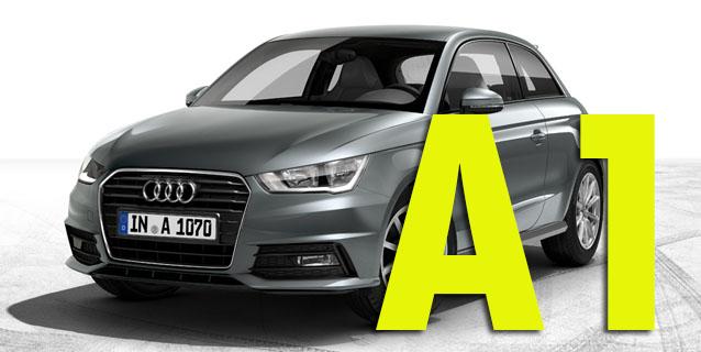 Фаркопы для Audi A1