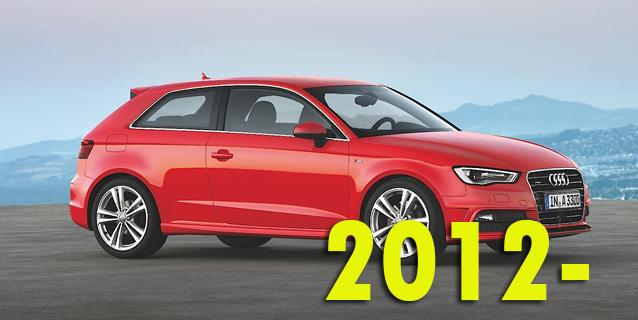 Защита картера двигателя для Audi A3 2012-