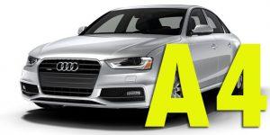 Защита картера двигателя для Audi A4