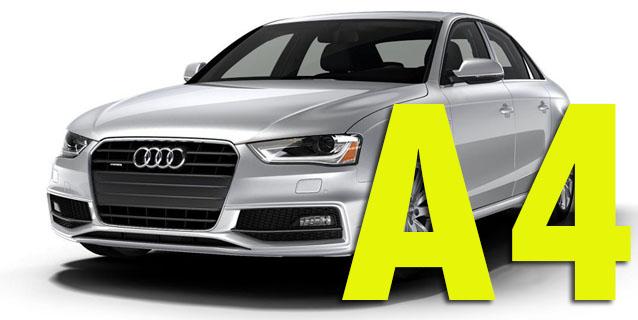 Фаркопы для Audi A4